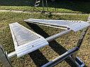 Сходни трапы аппарели из алюминия, производство, фото 3