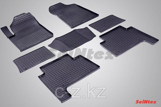 Резиновые коврики  для Infiniti QX56 \ QX80 II 2010-н.в., фото 2