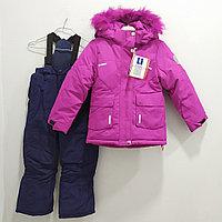 """Комбинезон """"Risingsunsoar"""" от 6 до 15 лет для девочек, фиолетовый., фото 1"""