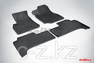 Резиновые коврики для Toyota Land Cruiser100 1998-2007