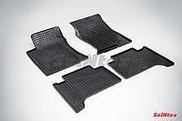 Резиновые коврики для Toyota Land Cruiser Prado 120 2002-2009