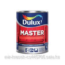 Краска Dulux MASTER 90 глянцевая BW 2,5л