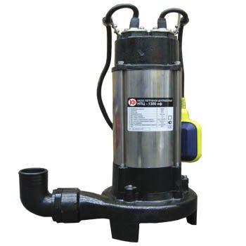 Насос центробежный погружной для загрязненных вод ГНОМ 10-10 Тр с HMS Control G - 2,5