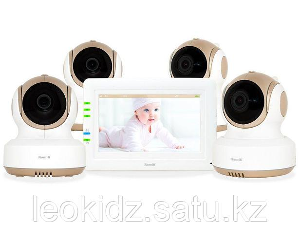 Wi-Fi видеоняня Ramili Baby RV1000X4