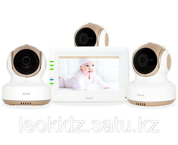 Wi-Fi видеоняня Ramili Baby RV1000X3