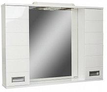 """Тумба под умывальник """"Elen 100"""" Cube  с 3 верхними ящиками, фото 3"""