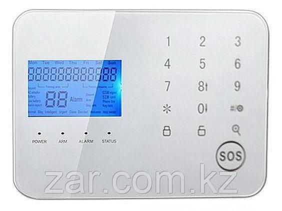 Охранная GSM PSTN сигнализация СТРАЖНИК