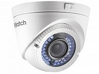 Уличная купольная HD-TVI камера HiWatch DS-T119