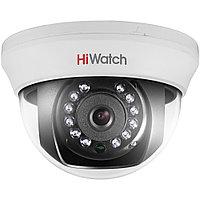 Купольная Камера HiWatch HD-TVI DS-T201