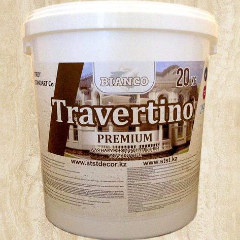 Жидкий травертин Travertino Premium, фото 2