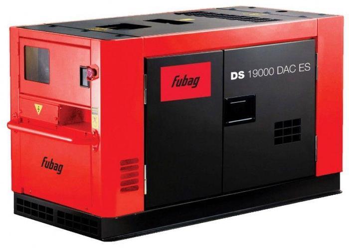 FUBAG DS 19000 DAC ES