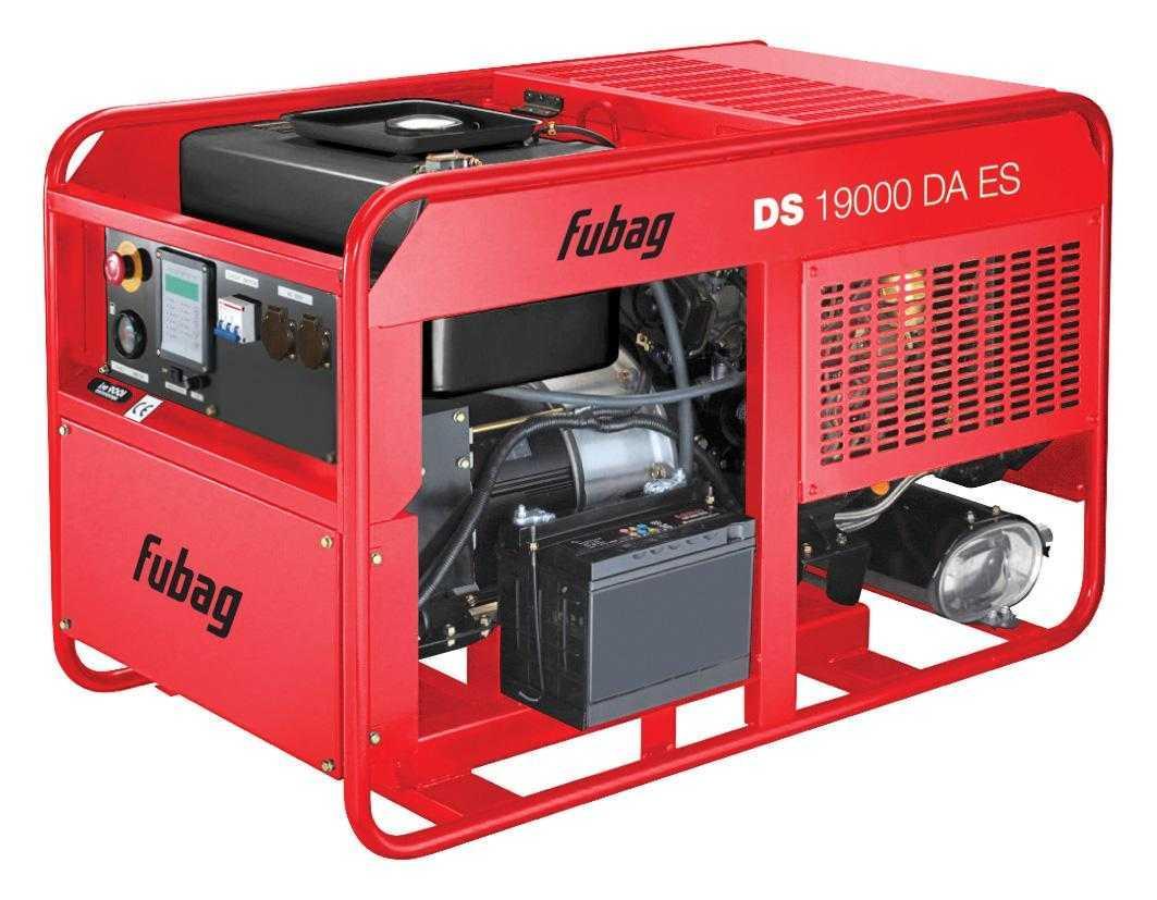 FUBAG DS 19000 DA ES