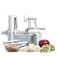 Спиралерезка Zoodler для приготовления овощных спагетти от RAWMID. Алматы
