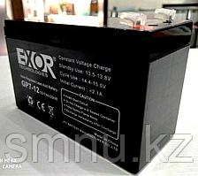 Аккумулятор  EXOR  12В  7Ah