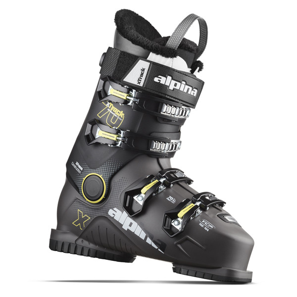 Alpina  ботинки горнолыжные Xtrack 70