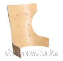 Гнутая спинка для каркаса стула