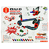 Bug Nano Bridge Battle Игровой набор Трасса + 2 Нано Жука JH3835