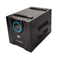 Стабилизатор напряжения ЭК Power PC-SVR 1000VA Верт. (Эл) черный