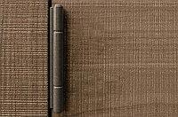 Петля декоративная Evolve 250, отделка олово винтаж, фото 1