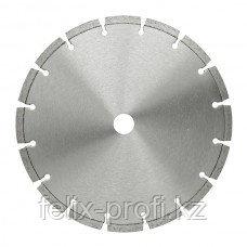 Диск алмазный Для резки бетона , гранита 350*50 Germa  сегментный.