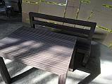 Лавочка, скамейка, фото 8