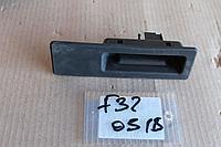 51247368752 Кнопка открывания багажника для BMW 4 F32 F33 2013-2020 Б/У