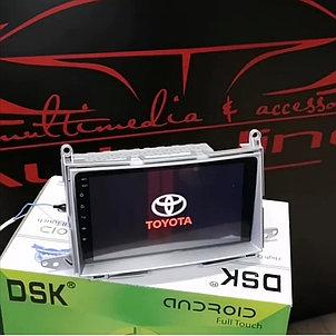 Автомагнитола DSK Toyota Venza 2009+ ANDROID, фото 2