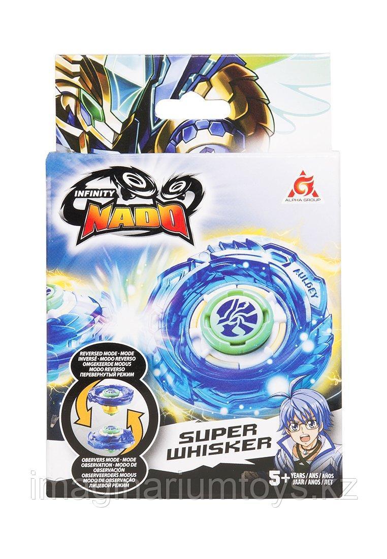 Infinity Nado: Волчок Пластик, Super Whisker Инфинити Надо