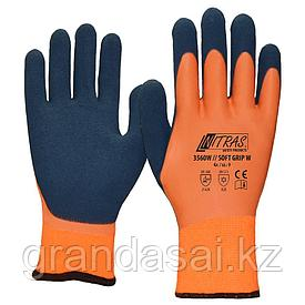 Рабочие зимние перчатки NITRAS 3560W SOFT GRIP W