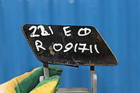 A2218800605 Крышка форсунки омывателя фары правая для Mercedes S-klasse W221 2005-2013 Б/У