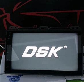 Автомагнитола DSK Toyota Land Cruiser Prado 120 IPS ANDROID, фото 2