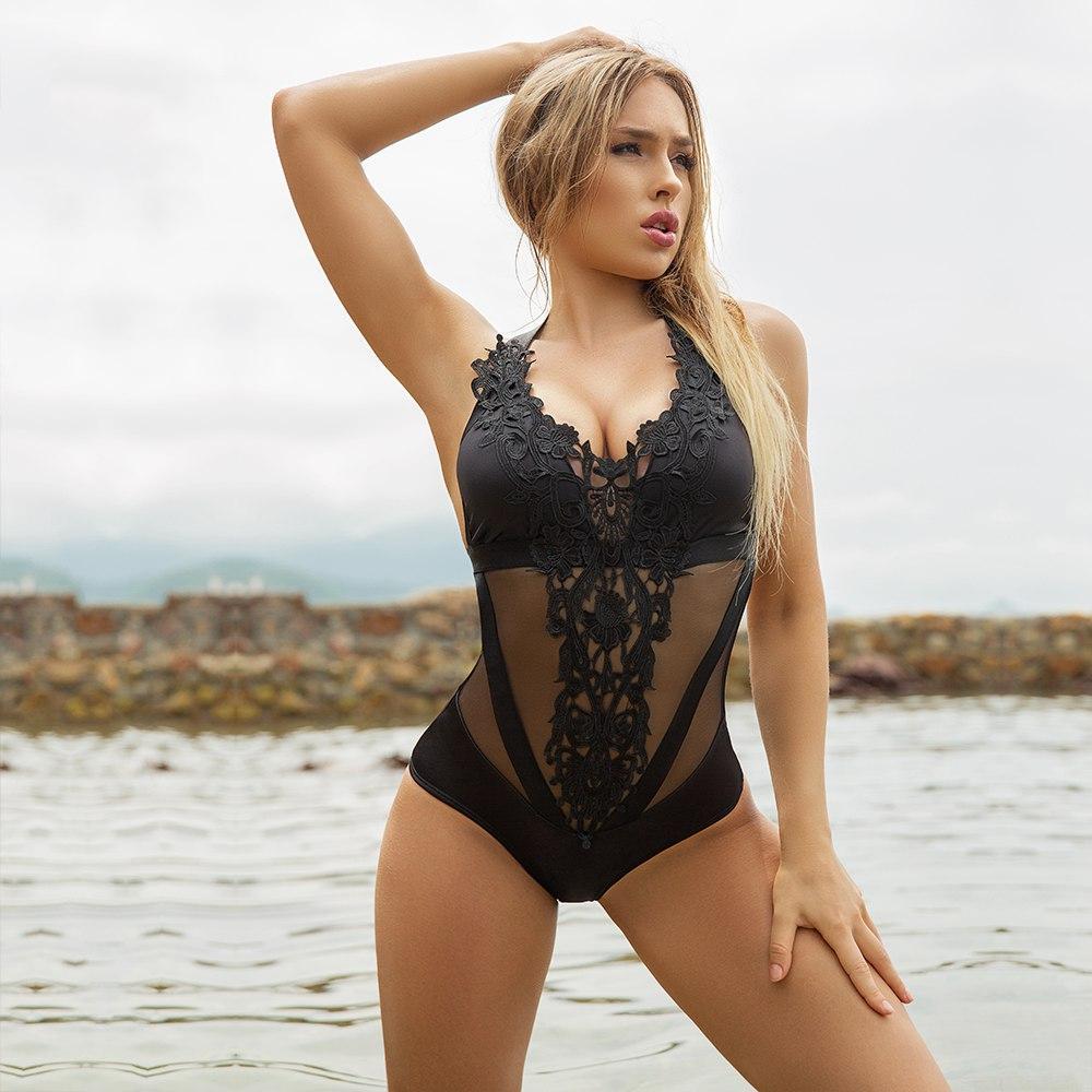 Сексуальный купальник, размер М