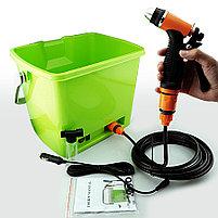Портативная автомобильная мойка High Pressure Portable Car Washer, фото 2
