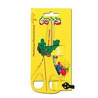 Ножницы детские Каляка-Маляка безопасные, пластиковые с металлическими лезвиями
