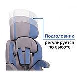 Автокресло Zlatek Fregat 1/2/3, синий, фото 3