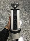 Вертикальный розеточный блок G1203S-2UC, фото 2
