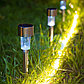 Садовый светильник на солнечной батарее (алюминиевый) (SLR-ST-31)  LAMPER, фото 2