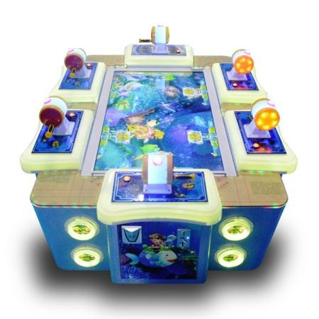 Игровой автомат - 6P fishing machine