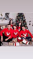 ПАРНАЯ ОДЕЖДА, Одинаковые свитшоты для всей семьи (Familylook) взрослые