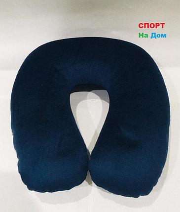 Подушка для шеи (цвет синий), фото 2