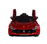 Детский электромобиль Феррари La Ferrari, фото 2