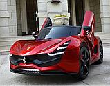 Детский электромобиль Феррари La Ferrari, фото 3
