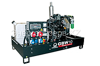 Дизельный генератор Pramac GSW15Y