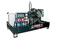 Дизельный генератор Pramac GXW35W