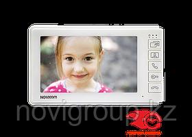 """SMILE 7 HD видеодомофон c дисплеем 7"""", поддержкой 2 вызывных панелей, 3 аудиотрубок, microSD до 32 Гб"""