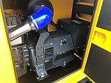 Дизельный генератор ADD150R POWER -121кВт с АВР, фото 6