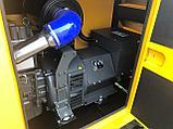 Дизельный генератор ADD165R POWER -133кВт с АВР, фото 8