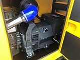 Дизельный генератор ADD200R POWER -165кВт с АВР, фото 8