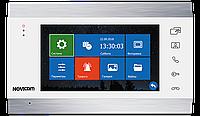"""MAGIC 7 WHITE HD видеодомофон c дисплеем 7"""", поддержкой 2 вызывных панелей, 5 доп.мониторов, 2 видеокамер"""