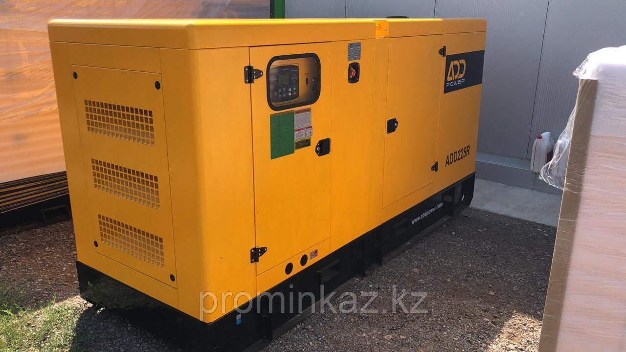 Дизельный генератор ADD250R POWER -200кВт с АВР